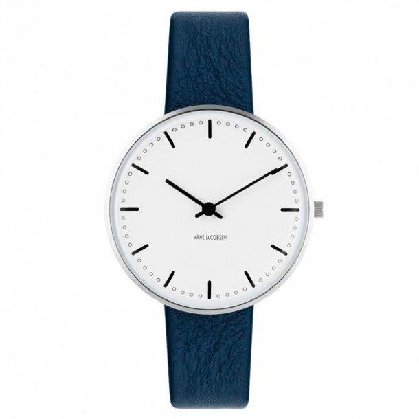 Arne Jacobsen City Hall unisex armåndsur 34 mm
